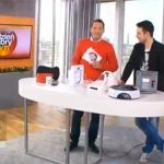 Test produktów EasyPet dla psów i kotów w programie Dzień Dobry TVN